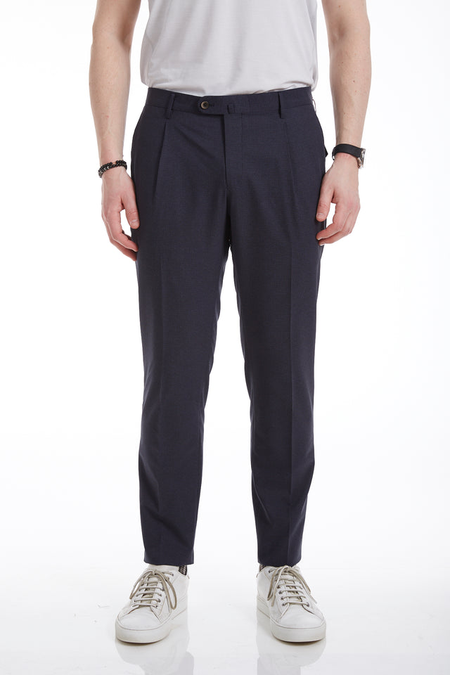 Echizenya Ultralight Tech Pleated Trouser - Pants - Echizenya - LALONDE's