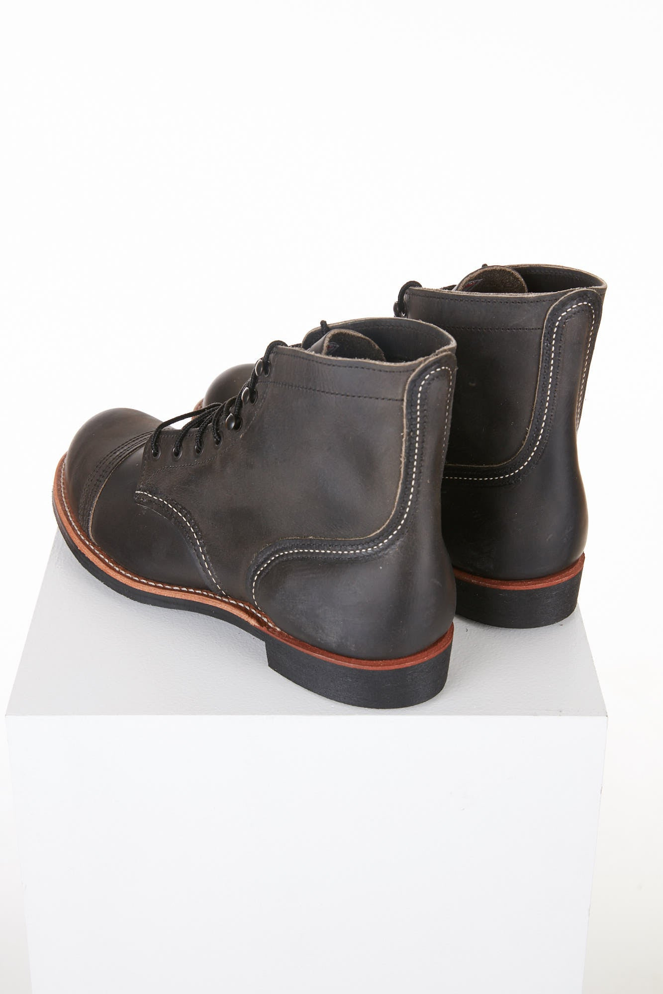 Red Wing 8086 'Charcoal' Iron Ranger Boot