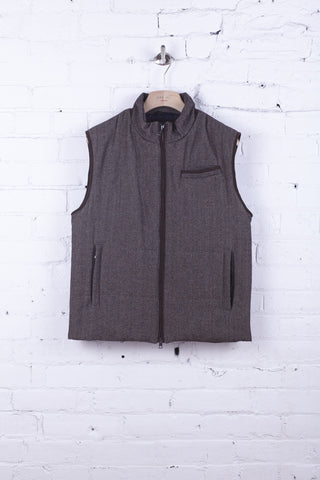 Blazer For Men Zip-up Vest - Vests - Blazer For Men - LALONDE's