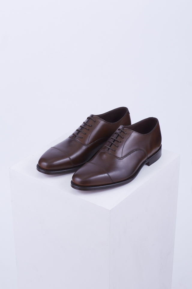 Loake 1880 Aldwych Cap Toe Oxford - Shoes - Loake - LALONDE's
