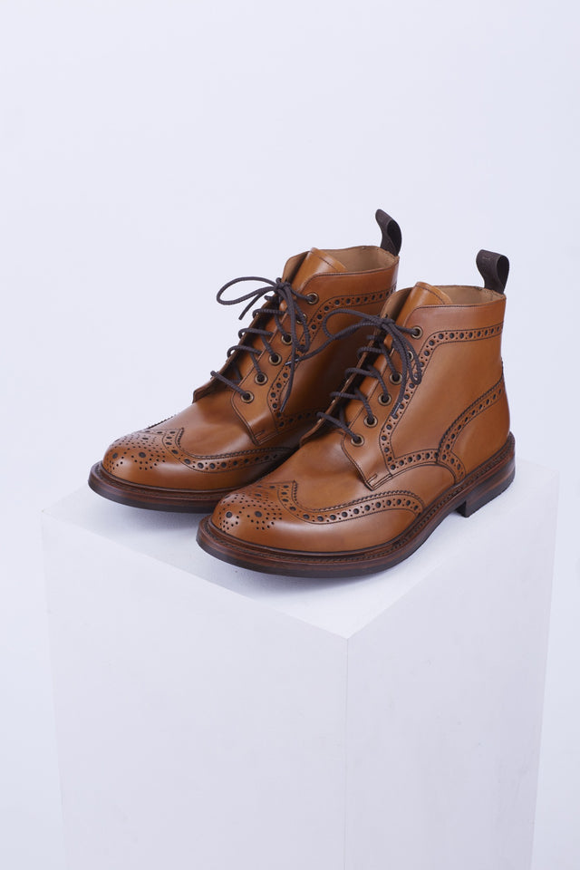 Loake 1880 Bedale Brogue Wingtip Boot - Shoes - Loake - LALONDE's