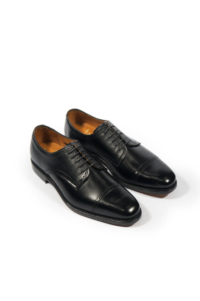 "Allen Edmonds ""Yorktown"" Black Shoe - Shoes - Allen Edmonds - LALONDE's"