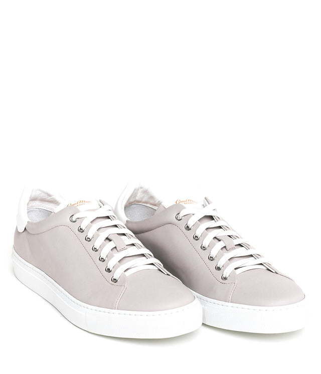 Goodman Brand Silver Legend Low-Top Leather Sneaker - Shoes - Goodman Brand - LALONDE's