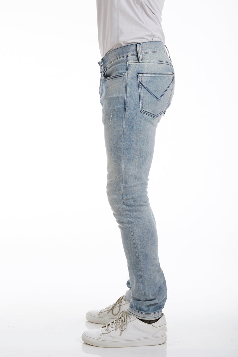 John Varvatos Smith Wash Slim Fit Jeans