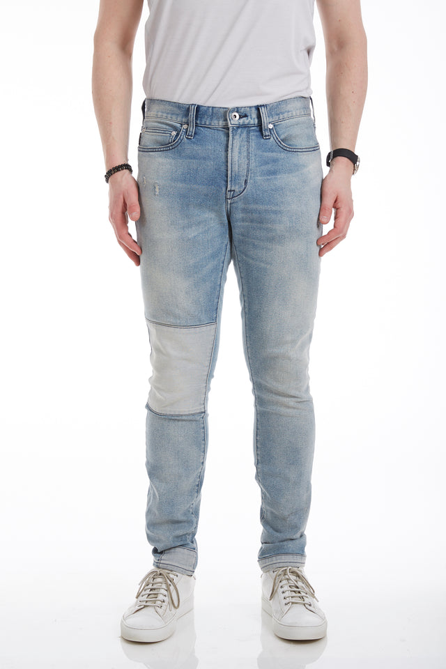 John Varvatos Wight Fit Smith Wash Jeans