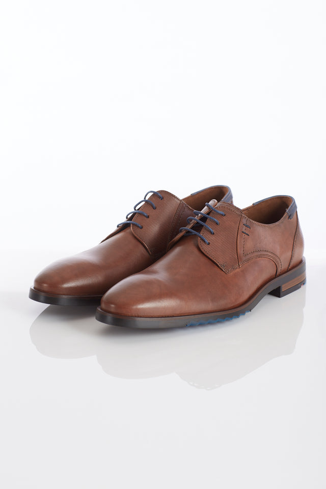 Lloyd 'Deno' Walnut Derby Shoe - Shoes - Lloyd - LALONDE's