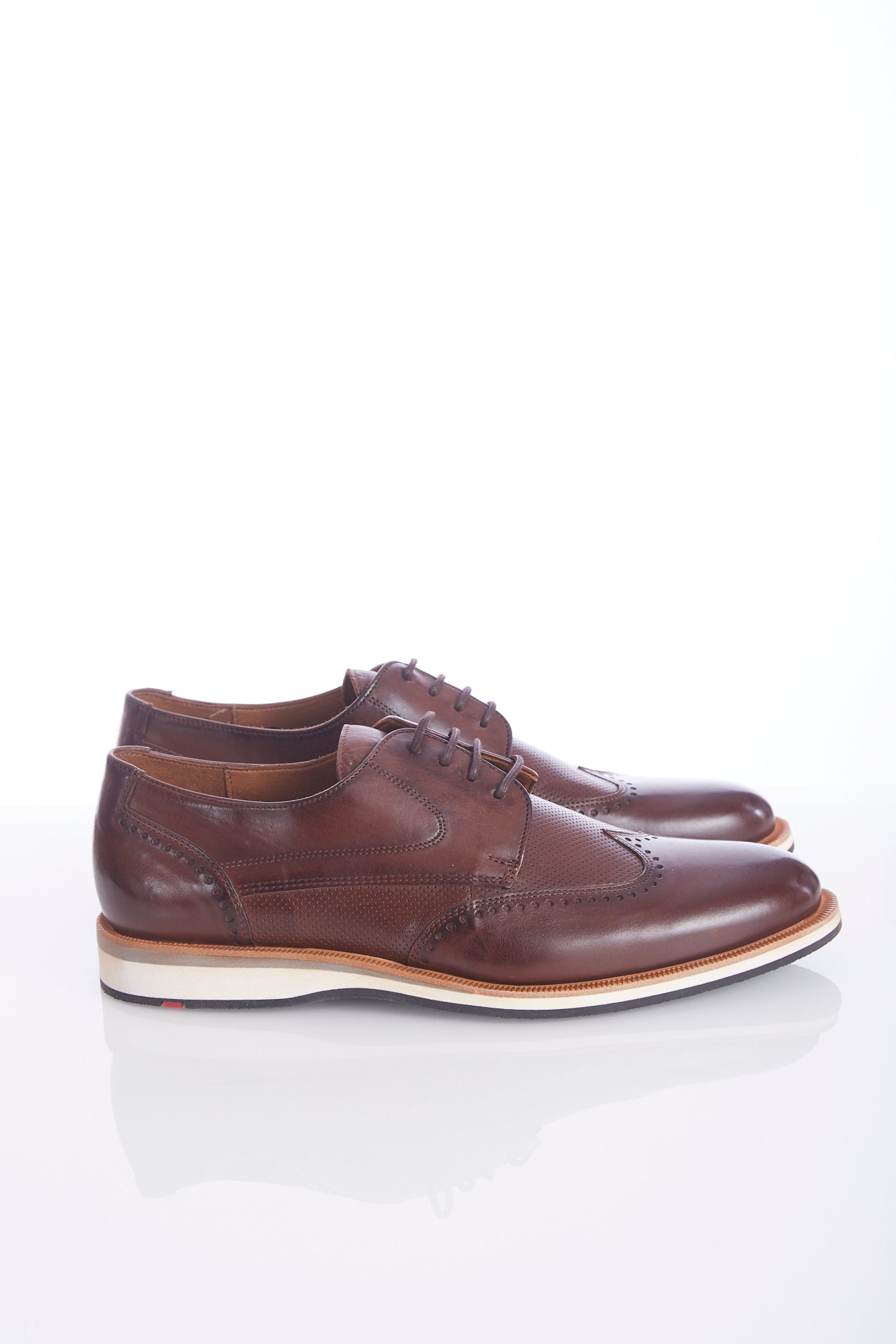 Lloyd 'Odil' Chestnut Brown Wingtip