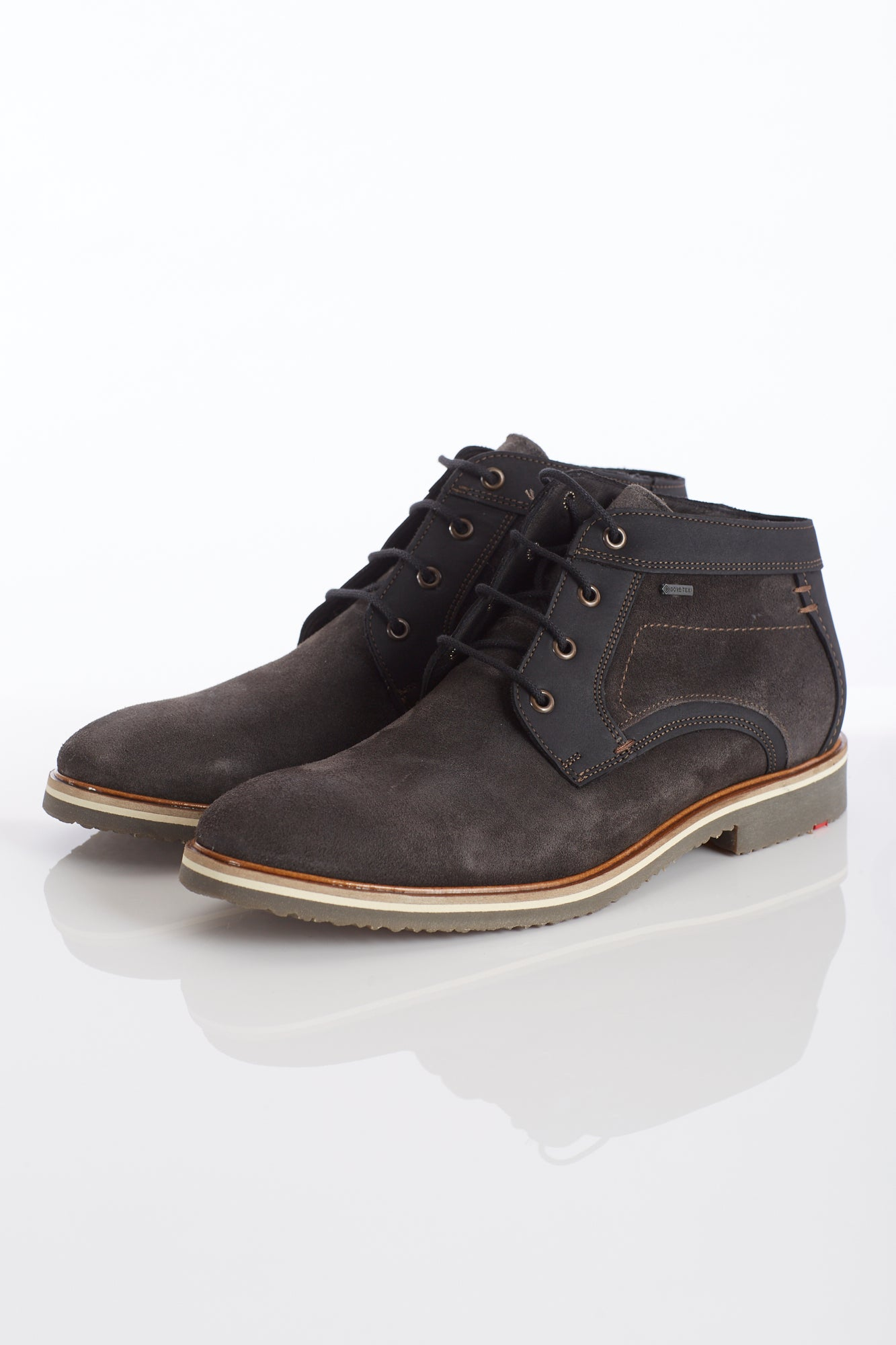 Lloyd 'Valentin' Goretex Grey Chukka Boot