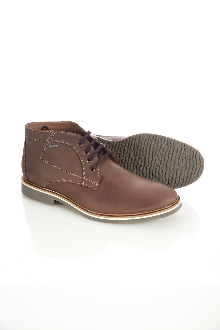 online here new lower prices special for shoe Lloyd 'Vallett' Brown Leather Gore-Tex Chukka Boot