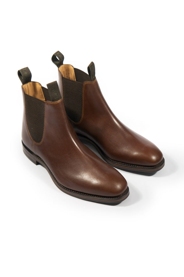 Loake 1880 Chatsworth Dainite Chelsea Boot