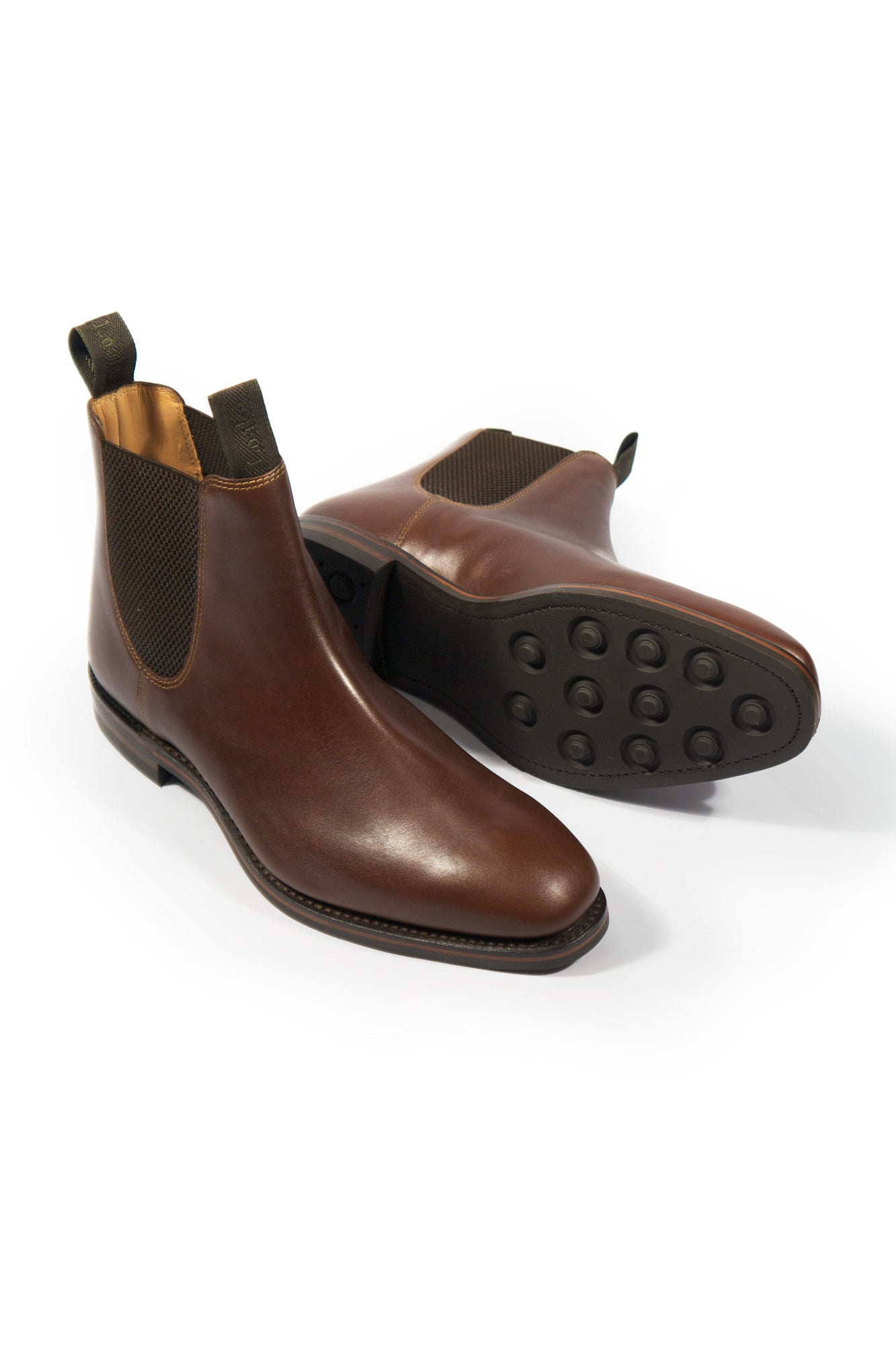 Loake 1880 Chatsworth Dainite Chelsea Boot - Shoes - Loake - LALONDE's