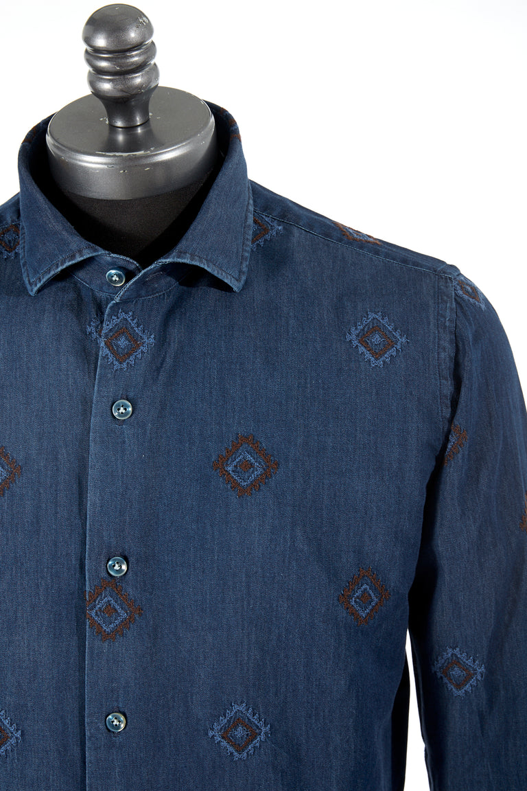 Orian Embroided Shirt