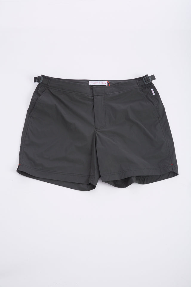 Orlebar Brown 'Bulldog' Forest Green Swim Shorts - Swim Shorts - Orlebar Brown - LALONDE's