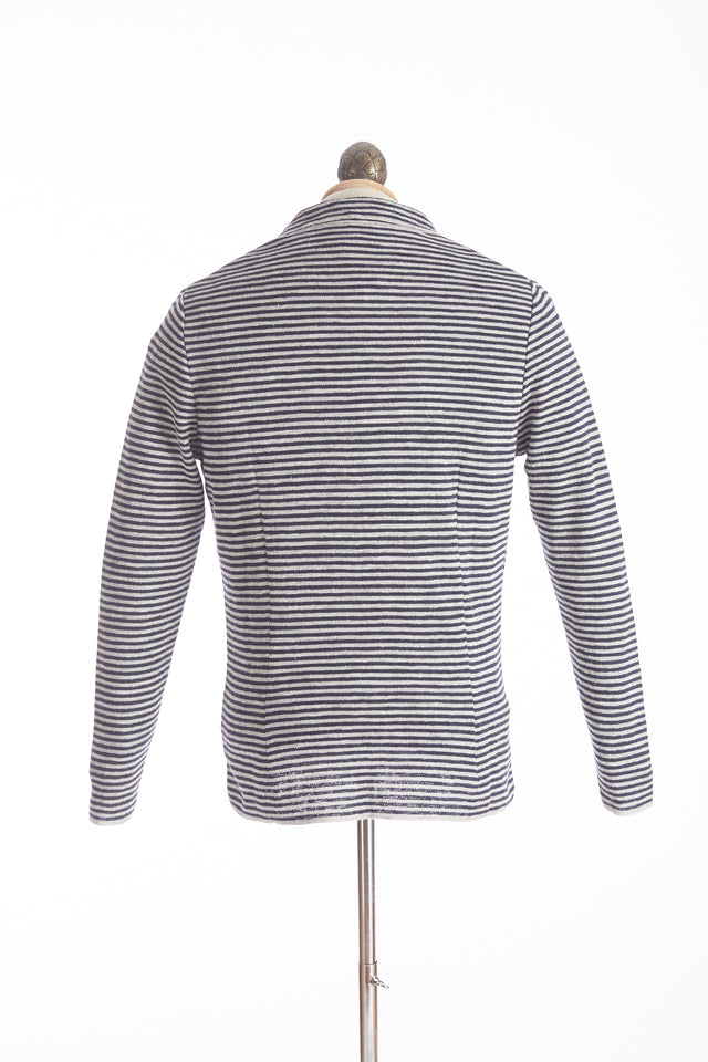 Phil Petter Linen Striped Cardigan