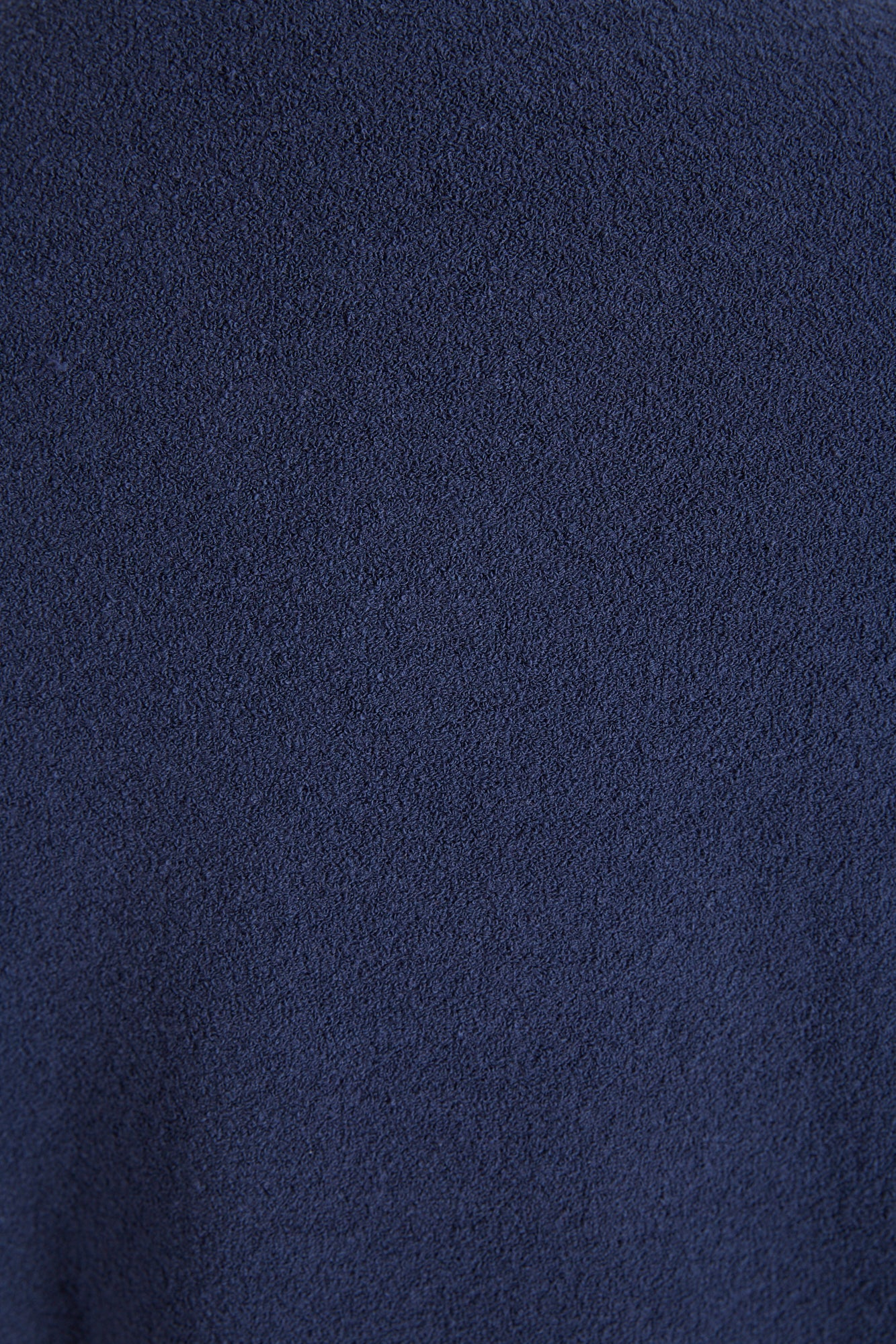 Phil Petter Navy Blue Terry Cloth