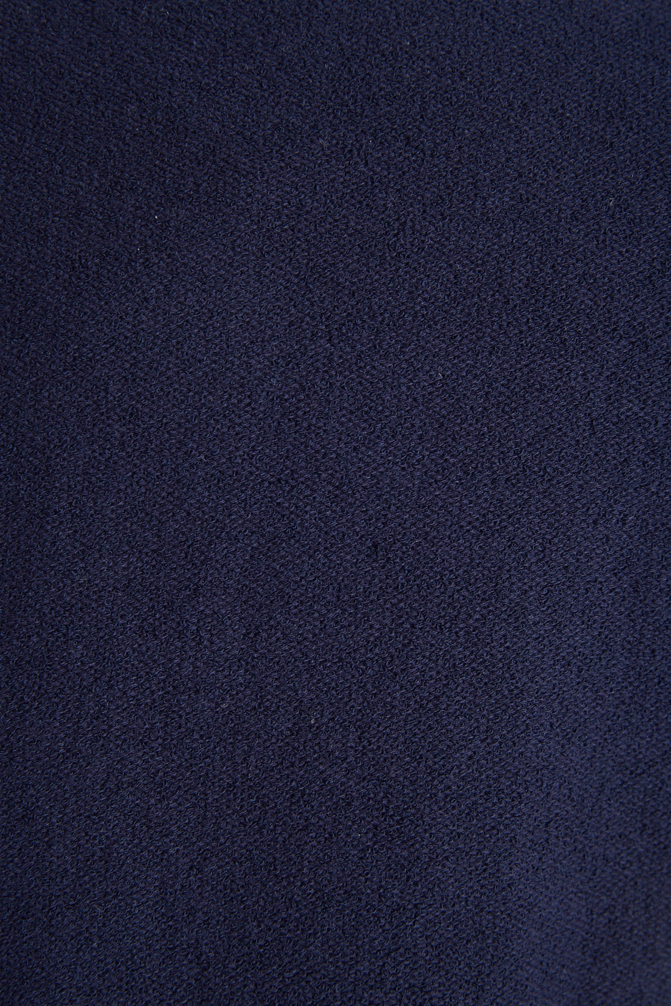 Phil Petter Navy Cotton Terry Fabric