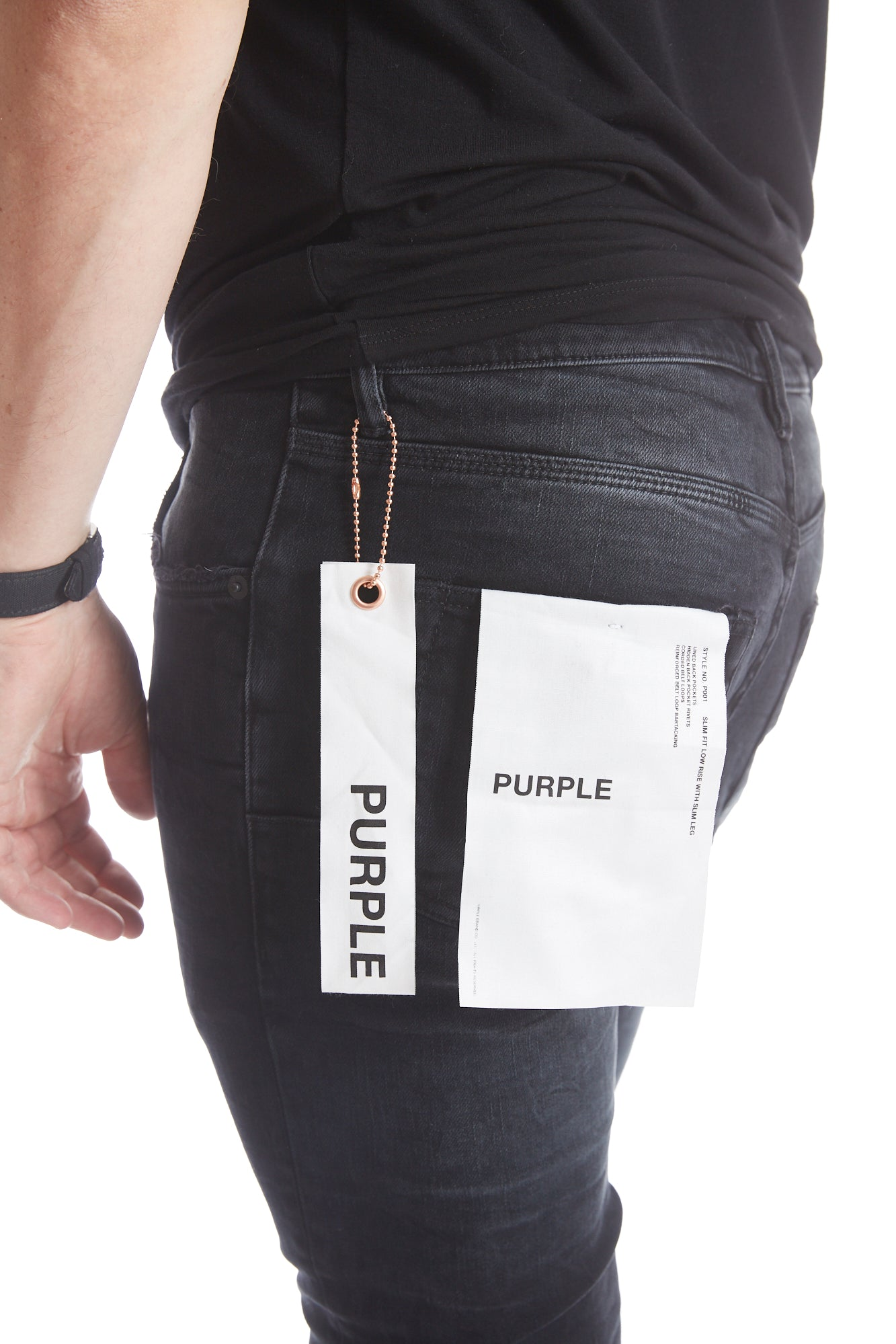 Purple Brand Denim