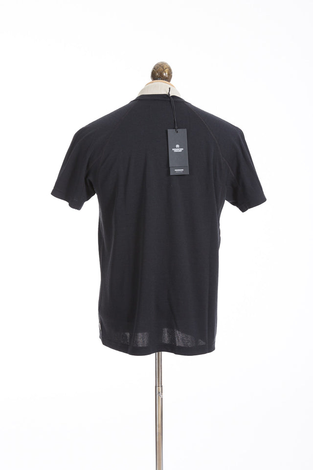 Reigning Champ Black Power Dry Pique T-Shirt