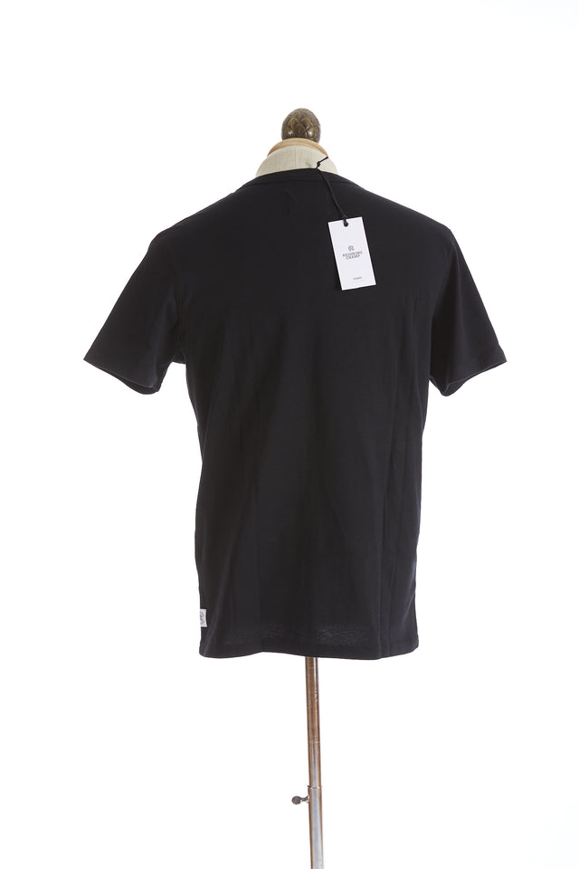 Reigning Champ Black T-Shirt Back