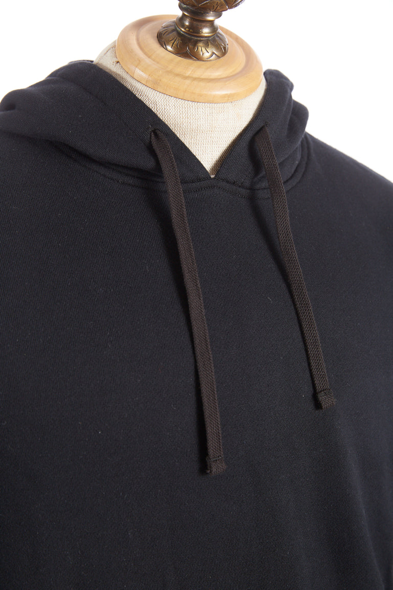Reigning Champ Black Terry Hoodie