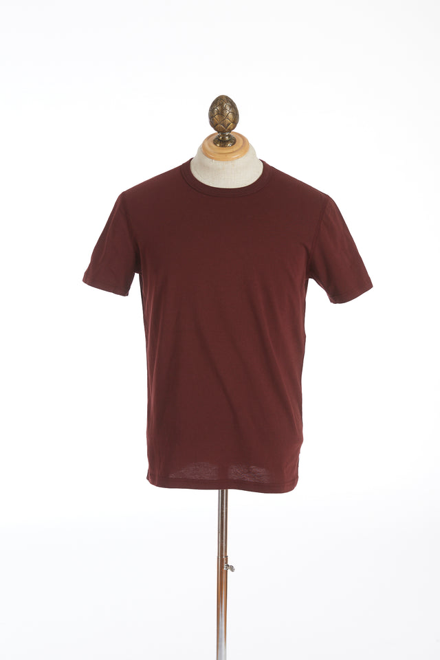 Reigning Champ Crimson Cotton Jersey T-Shirt