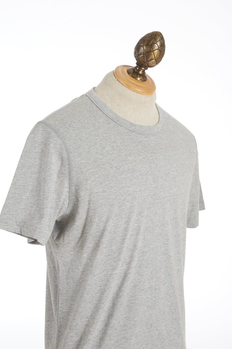 Reigning Champ Grey Cotton Ringspun Jersey T-Shirt