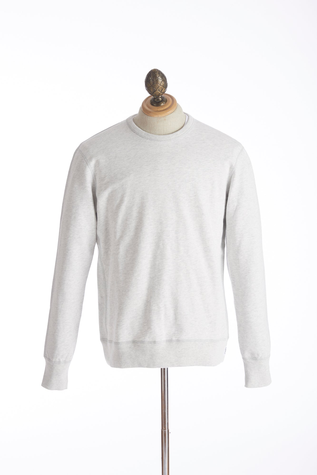 Reigning Champ Heather Ash Crewneck Sweater