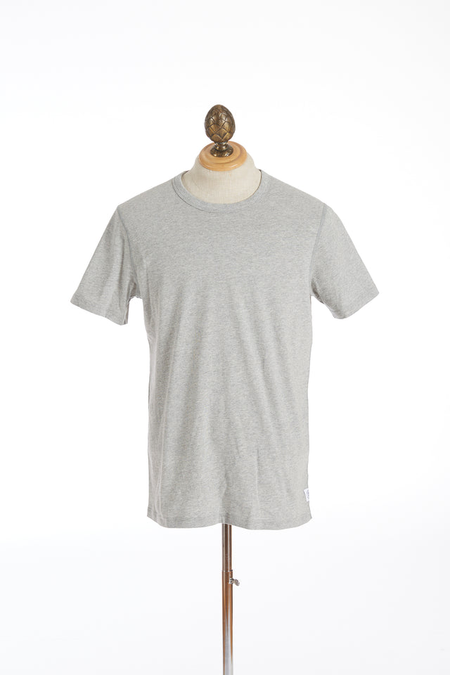 Reigning Champ Light Grey Cotton Jersey T-Shirt