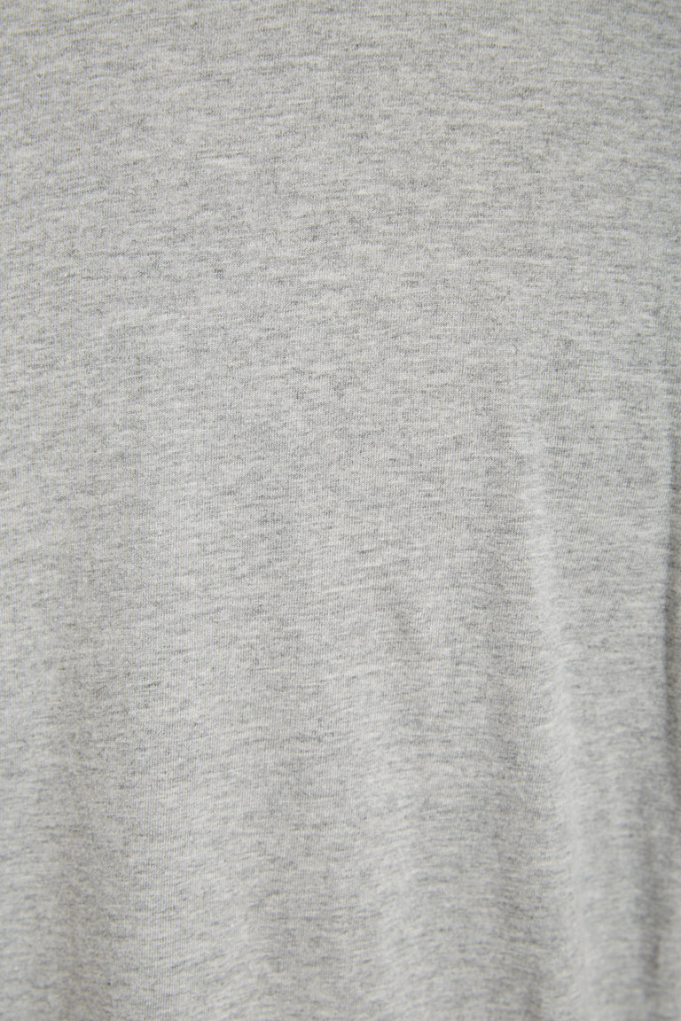 Reigning Champ Light Grey Cotton Ringspun Jersey