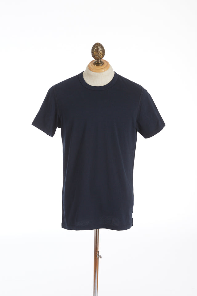 Reigning Champ Navy Cotton Jersey T-Shirt