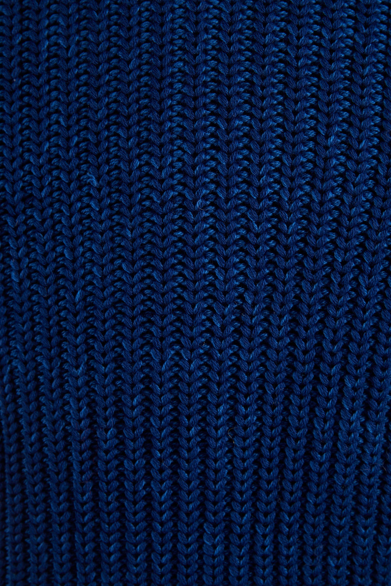 Roberto Collina Blue Cable Knit Sweater Pullover