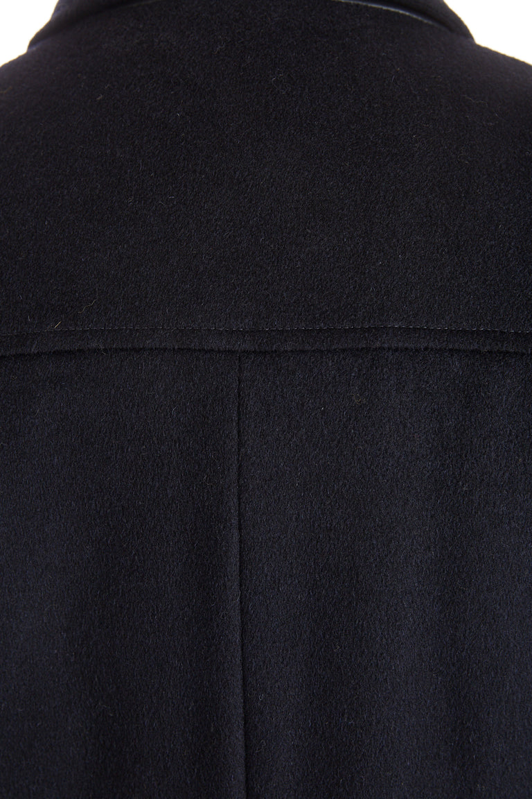 SAND Wool Cashmere Black