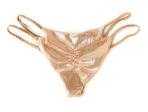 Rosie + Honey Jewel Reversible Cheeky Bikini Bottom