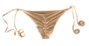 Rosie + Honey Goddess String REVERSIBLE Cheeky Bikini Bottom