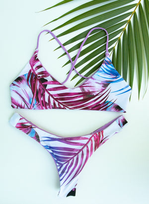 Antigua Kai Cross Back Bikini Top