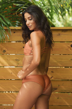 Copper Sands Aphrodite Cheeky REVERSIBLE  Bikini Bottoms