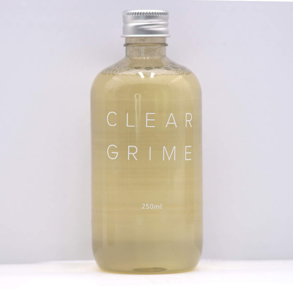 """CLEAR GRIME"" - Advanced Trainer Cleaner 250ml - FIREBEASTS"