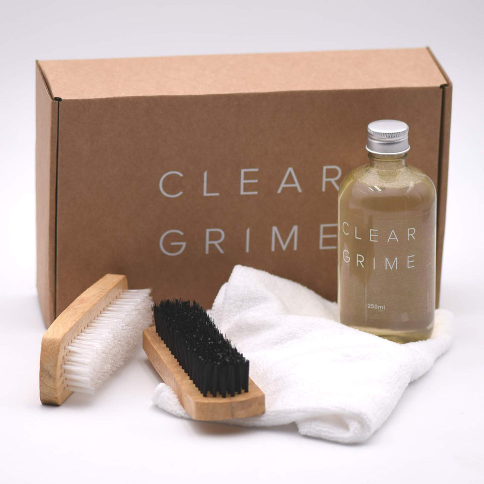 """CLEAR GRIME"" - Trainer Cleaning Kit - FIREBEASTS"