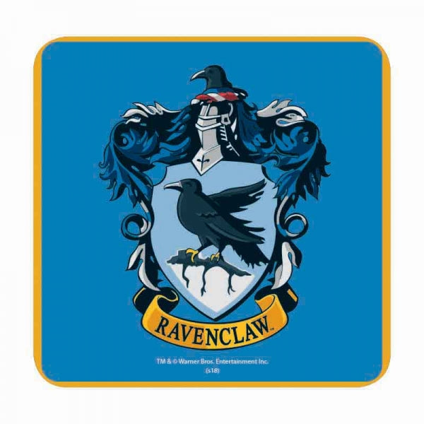 Harry Potter Coaster- Ravenclaw
