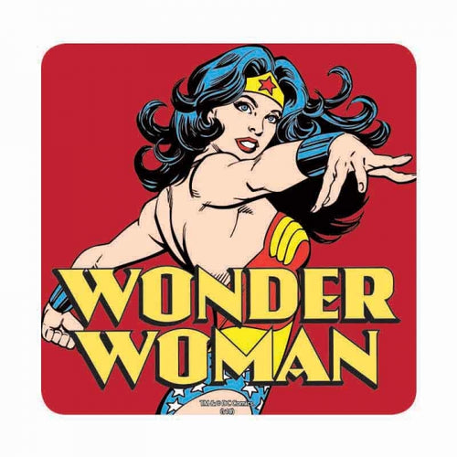 Wonder Woman Coaster-Wonder Woman