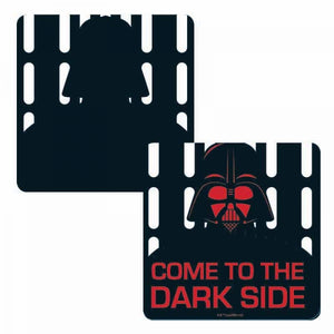 Star Wars Lenticular Coaster-Darth Vader (The Dark Side)