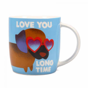 Jolly Awesome Boxed Mug-Love you Long Time