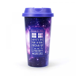 Doctor Who travel mug-Galaxy