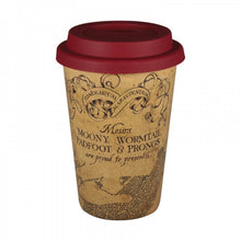 Harry Potter Travel Mug - Marauder's Map