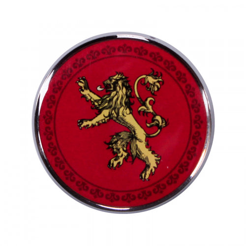 Game of Thrones Pin Badge -Lannister