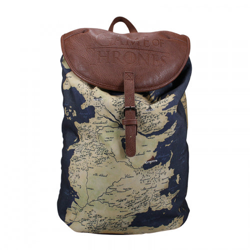 Game of Thrones Rucksack-Westeros Map