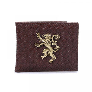 Game of Thrones Wallet-Lannister