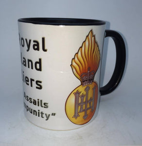 Royal Highland Fusiliers Mugs - Krazy Gifts
