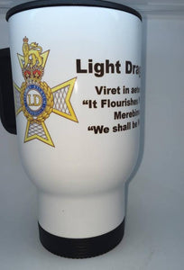 Light Dragoons Travel/Coffee Mugs - Krazy Gifts