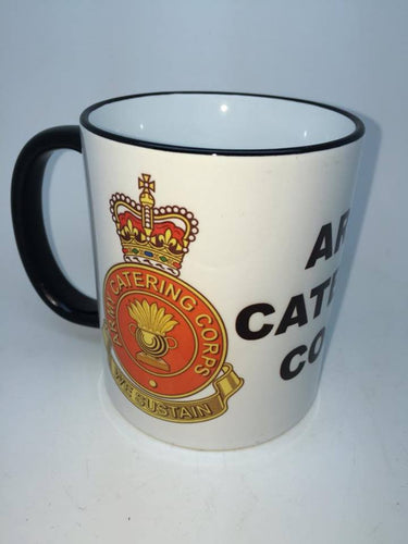 Army Catering Corps Travel/Coffee Mug - Krazy Gifts